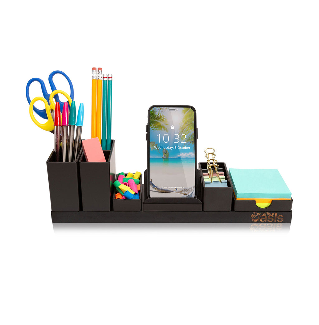 Image of: Desk Organizer The Office Oasis