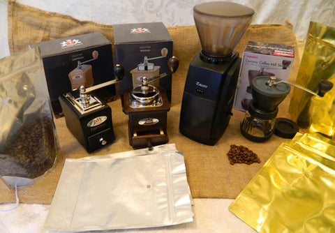 Coffee Grinders/Accessories