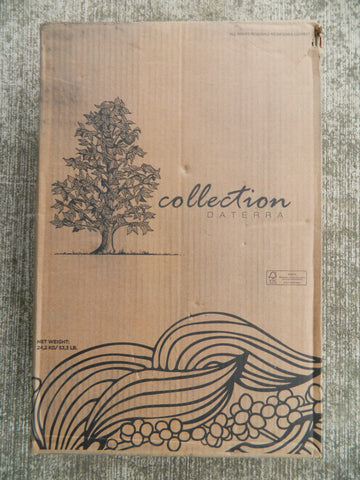 Daterra Full Bloom Collection Coffee Box d