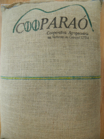 Brazil Sul de Minas PN coffee bag H