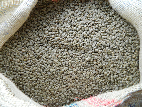 Colombia Narino Arabica unroasted coffee F