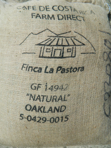 Finca La Pastora Natural Coffee Bag f