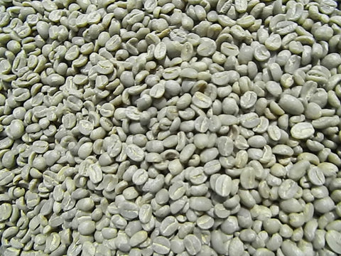 Dem Rep Congo SOPACDI Organic unroasted coffee beans EE