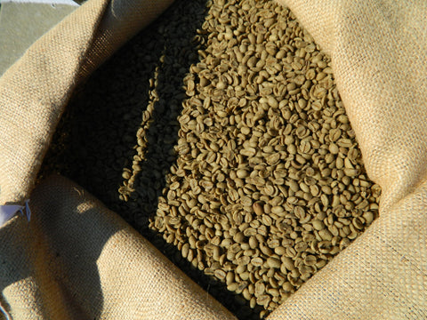 Ethiopia Sidamo Swiss Water Process decaffeinated coffee c