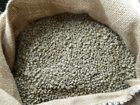 Rainforest Alliance El Salvador Esperanza coffee beans J