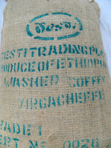 Ethiopia Yirg Idido coffee bag L