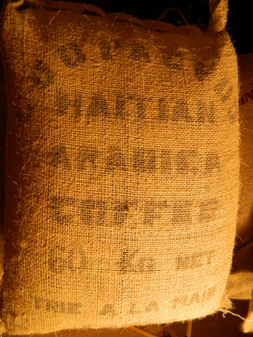 Haiti Blue Mountain Organic coffe beans bag n