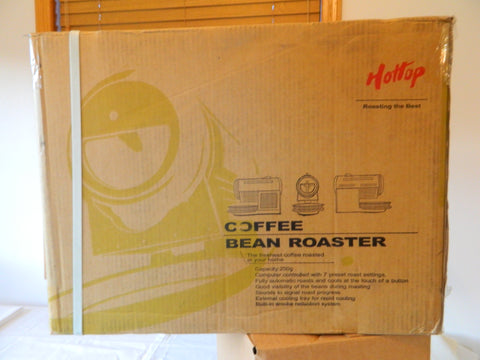 Computer Control Hottop Coffee Roaster Box 2