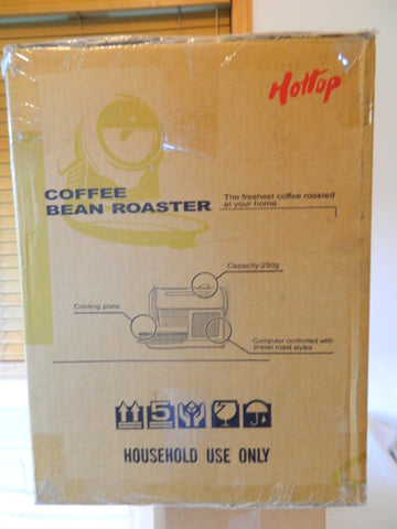 Hottop Computer Controled Coffee Bean Roaster box 4