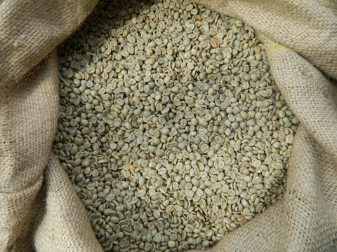 India Mysore Nuggets Extra Bold unroasted coffee beans r