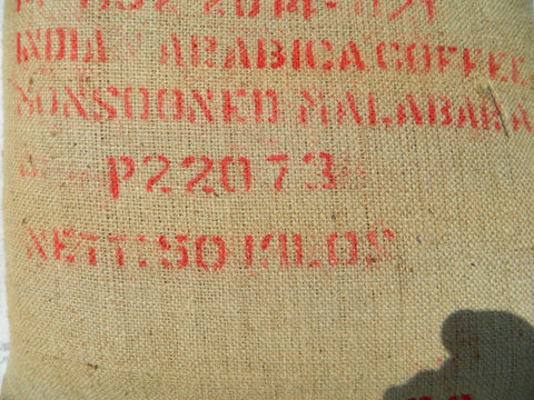 India Monsoon Malabar AA Arabica coffee bag K