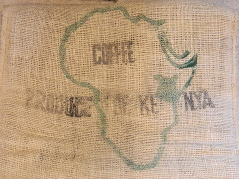 Kenya AA Top 6 15 coffe beans bag