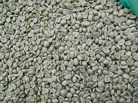 Huehuetenango Women Producers Organic raw coffee beans n