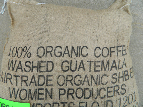 Guatemala Hue Organic Women Producers coffee bag n