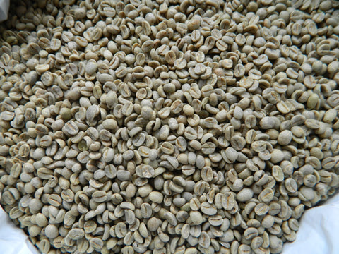 Brazil Santa Cristina Natural Organic Raw Coffee Beans a