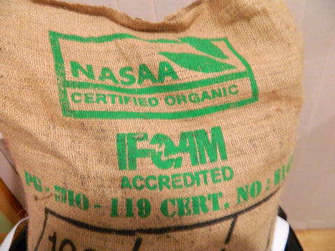 Organic PNG PSC Coffee Bag e