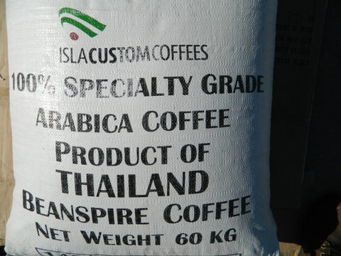 Thailand Arabica Beanspire coffee bag R