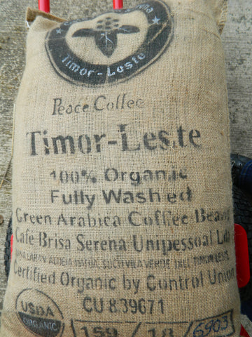 Organic Timor Lacau Coffee Bag f