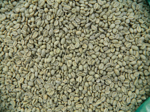 Idido Ethiopia coffee beans for roasting L
