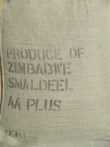Zimbabwe Smaldeel AA coffee bag H