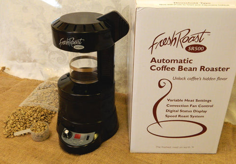 FreshRoast SR500 Home Coffee Bean Roaster