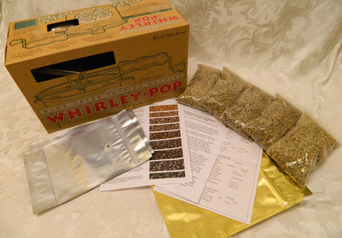 Coffee Roaster Beginners Kit Whirley Pop