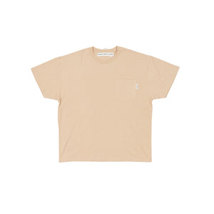 Abc. 123. Short Sleeve Pocket Tee (Topaz)