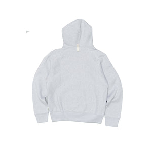 Abc. 123. Zip-Up Hoodie (Cloud)