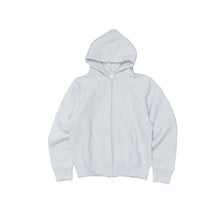 Load image into Gallery viewer, Abc. 123. Zip-Up Hoodie (Cloud)