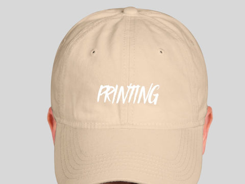 Tan Dad Hat