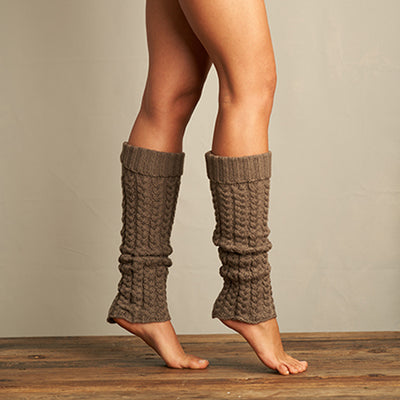 Country Weekend Legwarmer