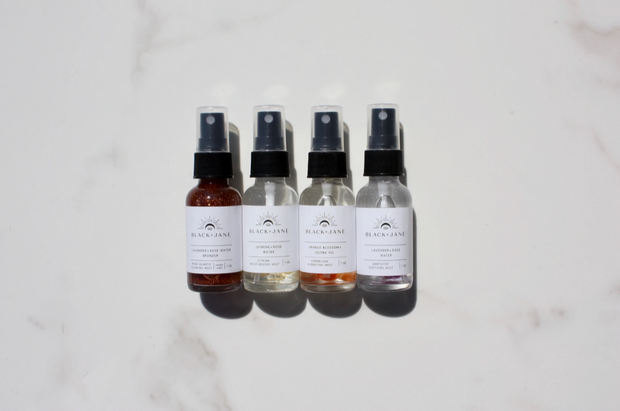 Crystal Infused Facial Toner Mist
