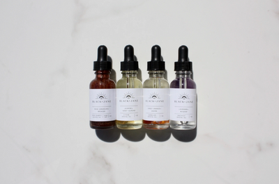 Crystal Infused Facial Oil