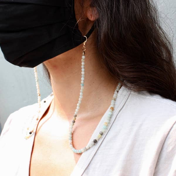 Gemstone Mask Chains