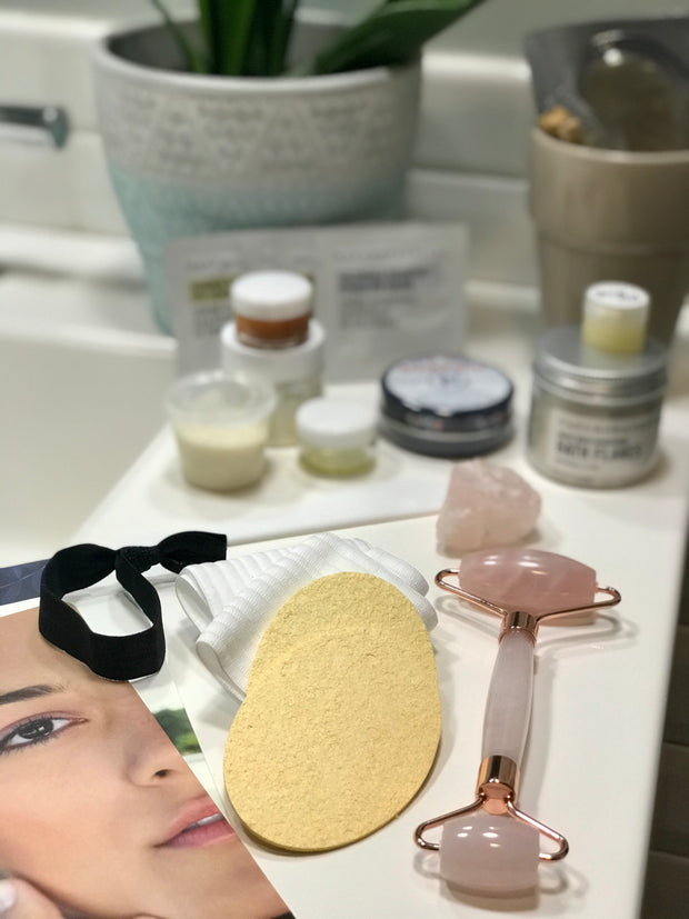 At-Home Facial Kit with Optional Virtual Appt.