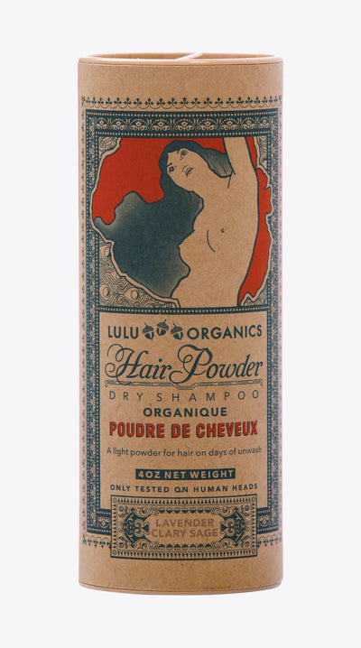 Lulu Organics Hair Powder