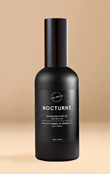 Nocturne Magnesium Sleep Oil