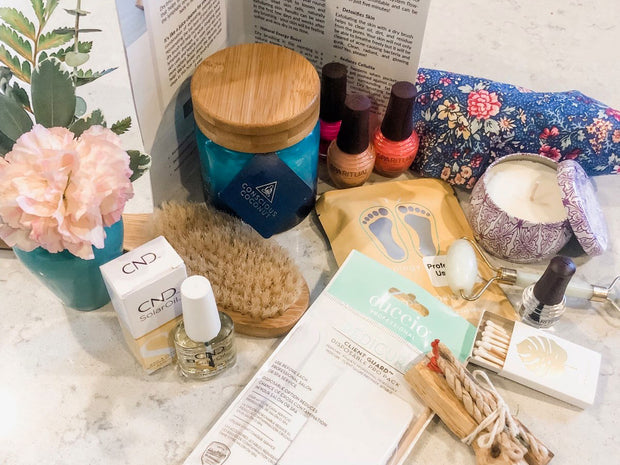 Mother's Day Spring Ritual Box