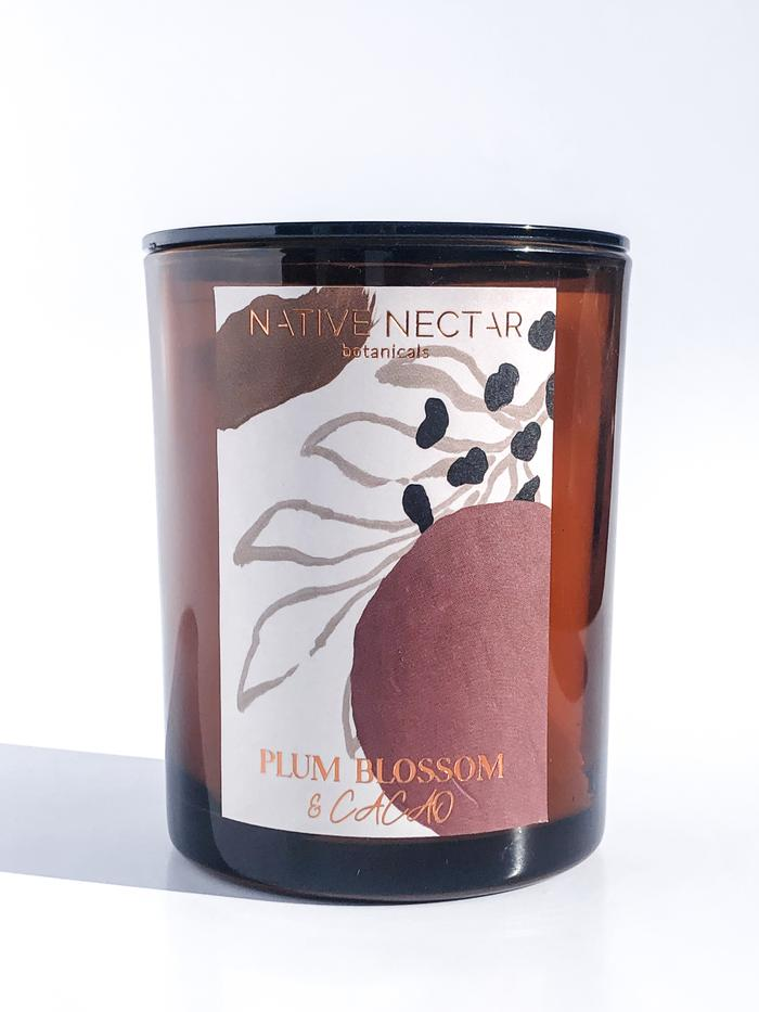 Native Nectar Candle