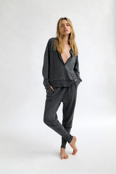 Free People Cozy Cool Girl Lounge Set
