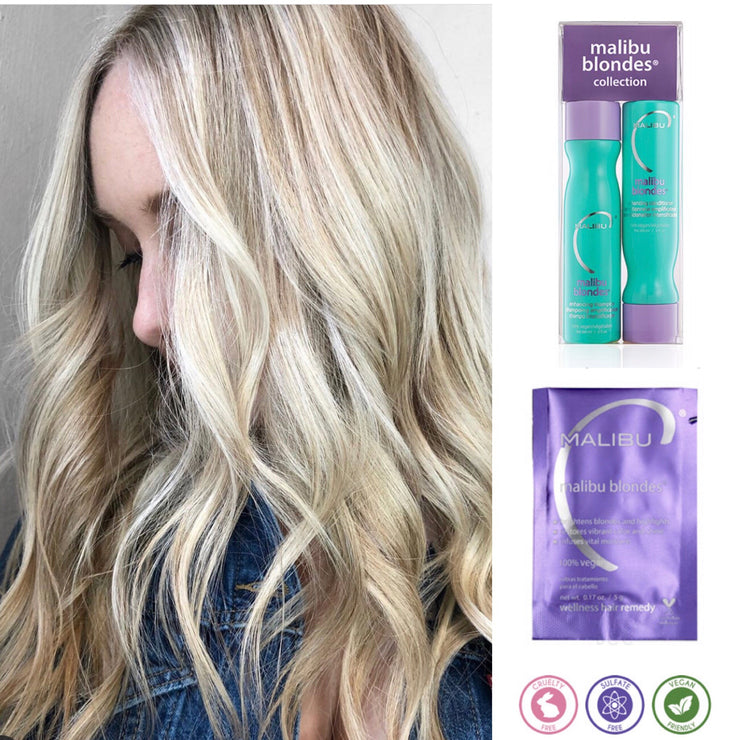 Blonde Reset Kit