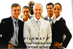 Income Opportunity as a Distributor of Richway Biomats