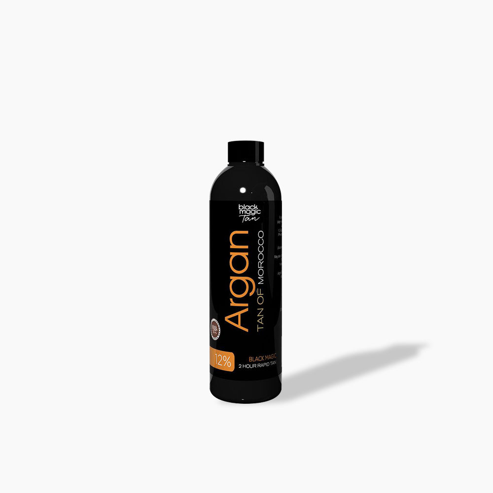 Argan Tan 12% 125ml sample tanning solution