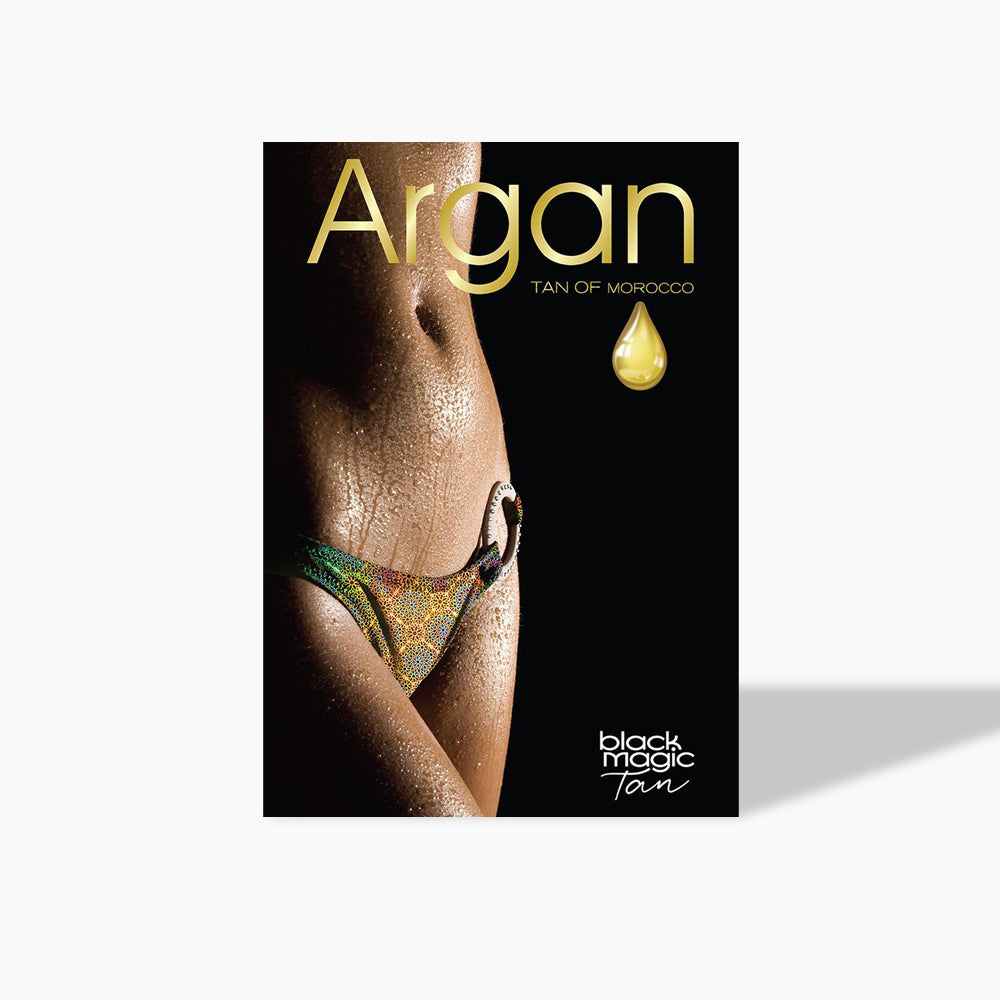 Argan Tan Poster