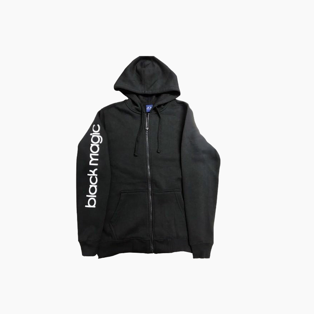 Black Magic Zip Hoodie
