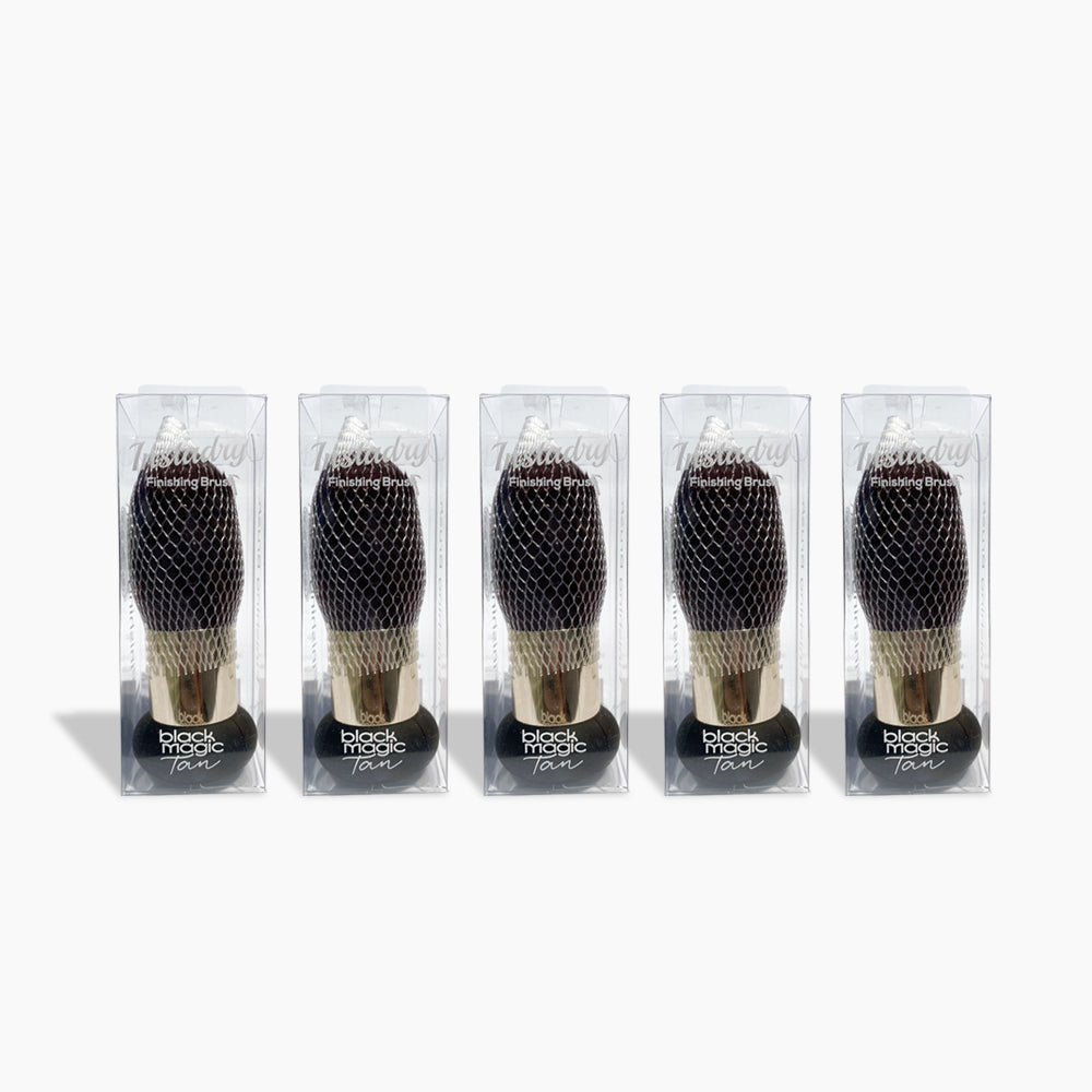 Instadry Finishing Brush x 5