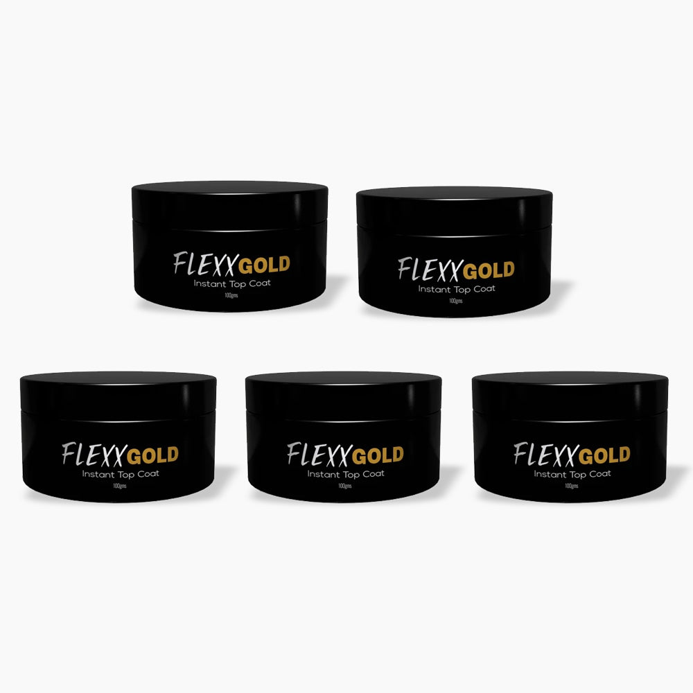 Flexx Gold 5 Pack
