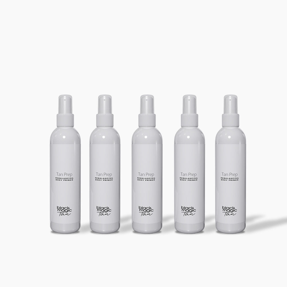 Pre-Tan Prep Spray 5 pack