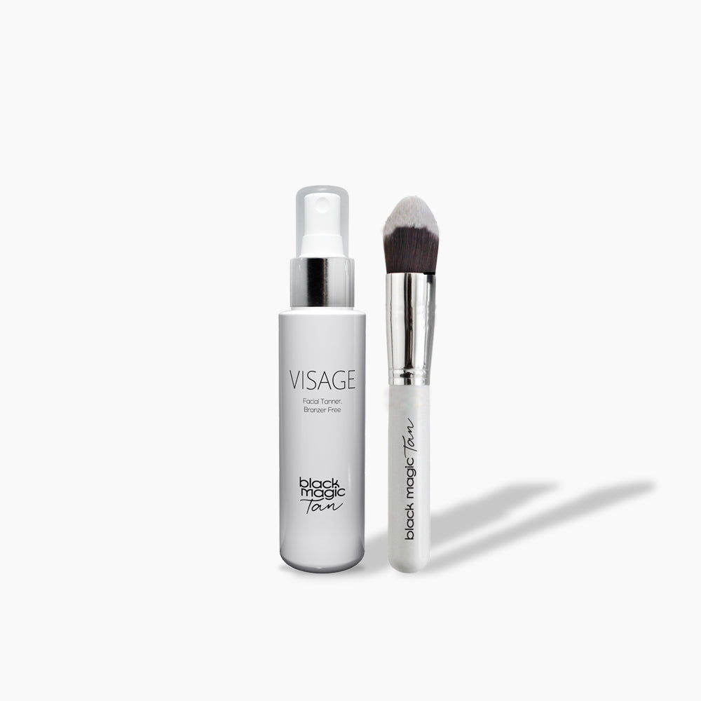Visage Facial Tanner (includes facial brush)