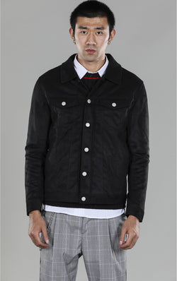 Wrang Jacket Black